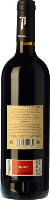 15,95 € Free Shipping   Red wine Protos Crianza D.O. Ribera del Duero Castilla y León Spain Tempranillo Bottle 75 cl