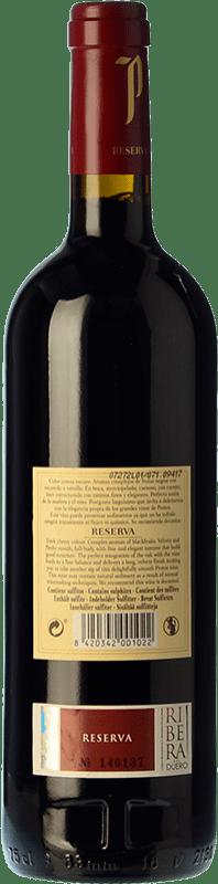 22,95 € Free Shipping   Red wine Protos Reserva D.O. Ribera del Duero Castilla y León Spain Tempranillo Bottle 75 cl
