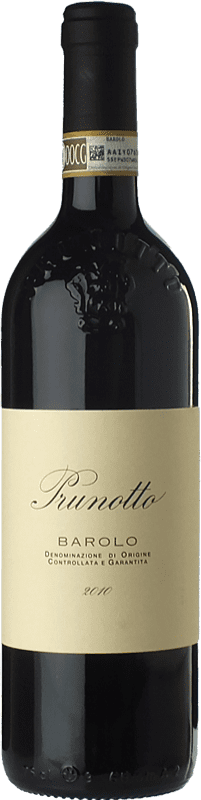 41,95 € | Red wine Prunotto D.O.C.G. Barolo Piemonte Italy Nebbiolo Bottle 75 cl
