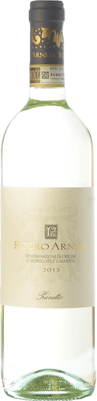 16,95 € Free Shipping | White wine Prunotto D.O.C.G. Roero Piemonte Italy Arneis Bottle 75 cl