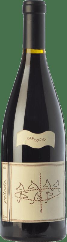 69,95 € Free Shipping | Red wine Quinta da Pellada Carrocel Crianza 2006 I.G. Dão Dão Portugal Touriga Nacional Bottle 75 cl