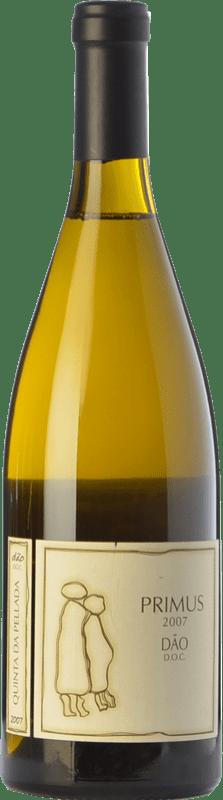 39,95 € | White wine Quinta da Pellada Primus Crianza 2007 I.G. Dão Dão Portugal Terrantez, Verdejo, Cercial, Encruzado, Bical Bottle 75 cl