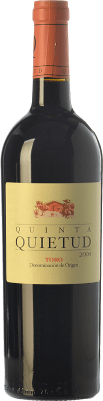 26,95 € | Red wine Quinta de la Quietud Crianza D.O. Toro Castilla y León Spain Tinta de Toro Bottle 75 cl