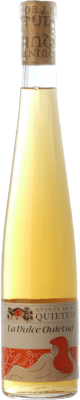 19,95 € 免费送货   甜酒 Quinta de la Quietud D.O. Toro 卡斯蒂利亚莱昂 西班牙 Malvasía, Albillo, Palomino Fino, Muscat of Alexandria, Verdejo 半瓶 37 cl