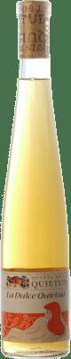 19,95 € Free Shipping | Sweet wine Quinta de la Quietud D.O. Toro Castilla y León Spain Malvasía, Albillo, Palomino Fino, Muscat of Alexandria, Verdejo Half Bottle 37 cl