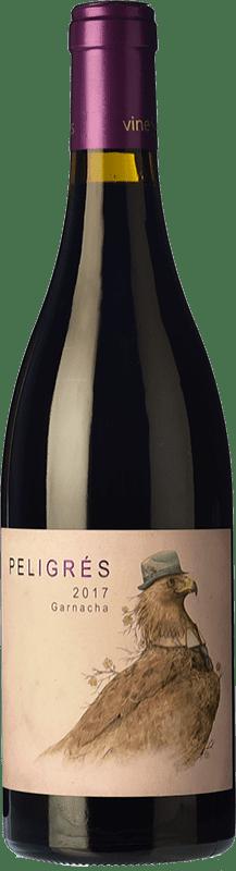 9,95 € 免费送货 | 红酒 Bernabé Peligres Joven D.O. Alicante 巴伦西亚社区 西班牙 Grenache 瓶子 75 cl