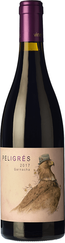 10,95 € Free Shipping | Red wine Bernabé Peligres Joven D.O. Alicante Valencian Community Spain Grenache Bottle 75 cl