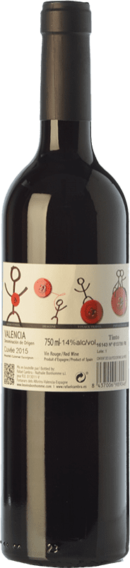 7,95 € Free Shipping   Red wine Rafael Cambra El Bon Homme Joven D.O. Valencia Valencian Community Spain Cabernet Sauvignon, Monastrell Bottle 75 cl
