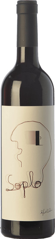 6,95 € | Red wine Rafael Cambra El Soplo Joven D.O. Valencia Valencian Community Spain Grenache Bottle 75 cl