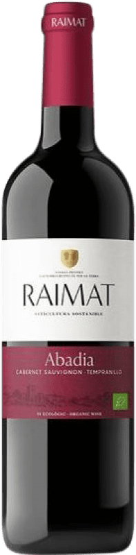 7,95 € | Red wine Raimat Abadia Crianza D.O. Costers del Segre Catalonia Spain Tempranillo, Cabernet Sauvignon Bottle 75 cl