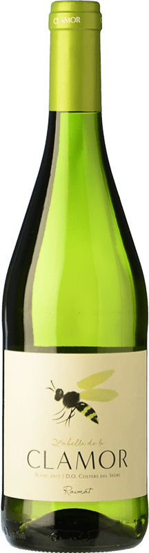 5,95 € | White wine Raimat Clamor Joven D.O. Costers del Segre Catalonia Spain Xarel·lo, Chardonnay, Sauvignon White Bottle 75 cl