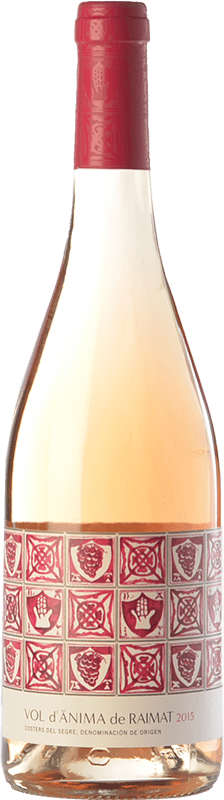 8,95 € | Rosé wine Raimat Vol d'Ànima Rosé D.O. Costers del Segre Catalonia Spain Pinot Black, Chardonnay Bottle 75 cl