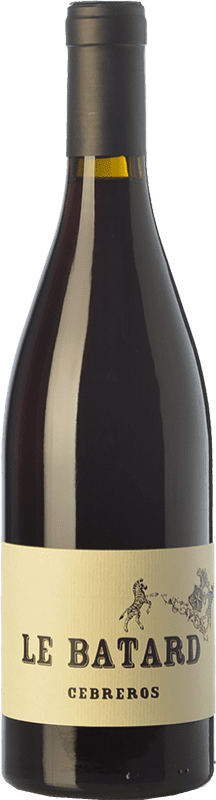 19,95 € Free Shipping | Red wine Raúl Pérez Le Batard Crianza I.G.P. Vino de la Tierra de Castilla y León Castilla y León Spain Grenache Bottle 75 cl