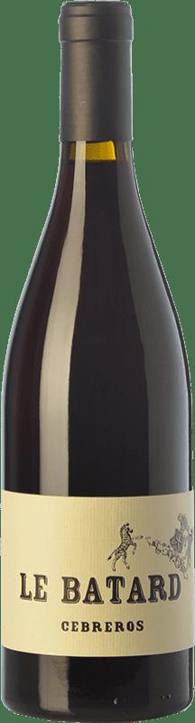 19,95 € Envío gratis | Vino tinto Raúl Pérez Le Batard Crianza I.G.P. Vino de la Tierra de Castilla y León Castilla y León España Garnacha Botella 75 cl