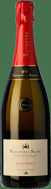 24,95 € | White sparkling Raventós i Blanc De la Finca Gran Reserva Spain Pinot Black, Macabeo, Xarel·lo, Chardonnay, Parellada Bottle 75 cl