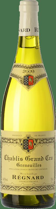 76,95 € | White wine Régnard Grenouilles A.O.C. Chablis Grand Cru Burgundy France Chardonnay Bottle 75 cl