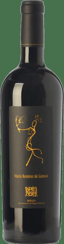 267,95 € 免费送货 | 红酒 Remírez de Ganuza María Reserva 2007 D.O.Ca. Rioja 拉里奥哈 西班牙 Tempranillo, Graciano 瓶子 75 cl