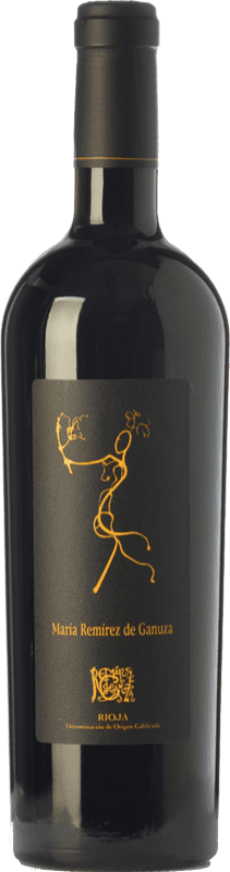 267,95 € Envoi gratuit | Vin rouge Remírez de Ganuza María Reserva 2007 D.O.Ca. Rioja La Rioja Espagne Tempranillo, Graciano Bouteille 75 cl