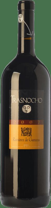 109,95 € 免费送货 | 红酒 Remírez de Ganuza Trasnocho Crianza D.O.Ca. Rioja 拉里奥哈 西班牙 Tempranillo, Graciano 瓶子 75 cl