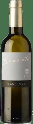 23,95 € | Sweet wine Ribas Sioneta I.G.P. Vi de la Terra de Mallorca Balearic Islands Spain Muscatel Small Grain Half Bottle 50 cl