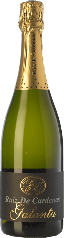 21,95 € | White sparkling Ruiz de Cardenas Galanta Tradizione Brut Italy Pinot Black, Chardonnay Bottle 75 cl