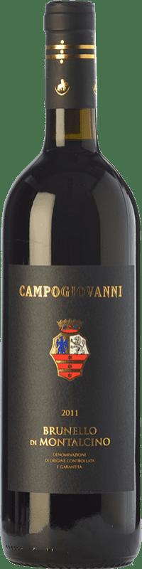 109,95 € Free Shipping | Red wine San Felice Campogiovanni D.O.C.G. Brunello di Montalcino Tuscany Italy Sangiovese Magnum Bottle 1,5 L