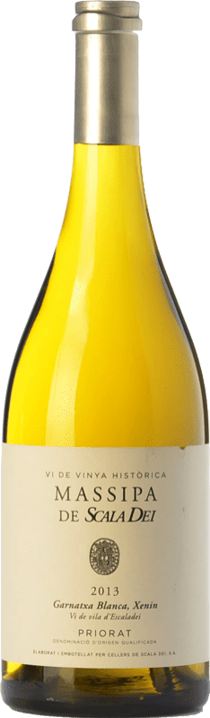 33,95 € | White wine Scala Dei Massipa Crianza D.O.Ca. Priorat Catalonia Spain Grenache White, Chenin White Bottle 75 cl