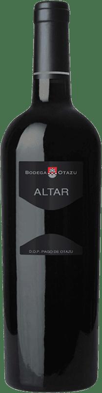 44,95 € 免费送货 | 红酒 Señorío de Otazu Altar Reserva D.O. Navarra 纳瓦拉 西班牙 Tempranillo, Cabernet Sauvignon 瓶子 75 cl