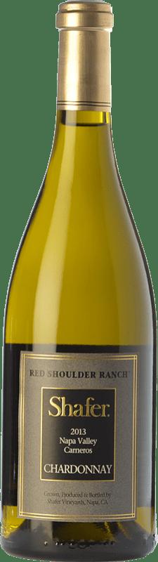 62,95 € Free Shipping | White wine Shafer Red Shoulder Ranch Crianza I.G. Napa Valley Napa Valley United States Chardonnay Bottle 75 cl