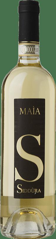 28,95 € Free Shipping | White wine Siddùra Maìa D.O.C.G. Vermentino di Gallura Sardegna Italy Vermentino Bottle 75 cl