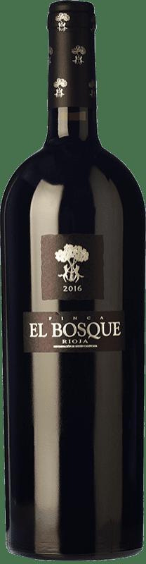 107,95 € | Red wine Sierra Cantabria El Bosque Crianza D.O.Ca. Rioja The Rioja Spain Tempranillo Bottle 75 cl