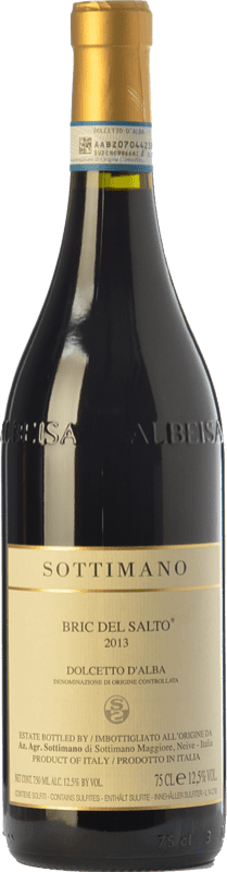 9,95 € | Red wine Sottimano Bric del Salto D.O.C.G. Dolcetto d'Alba Piemonte Italy Dolcetto Bottle 75 cl