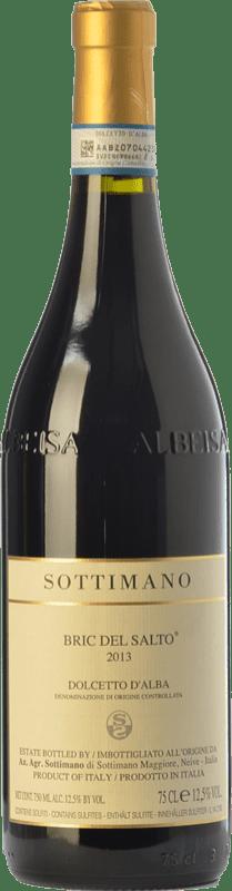 9,95 € Envío gratis | Vino tinto Sottimano Bric del Salto D.O.C.G. Dolcetto d'Alba Piemonte Italia Dolcetto Botella 75 cl