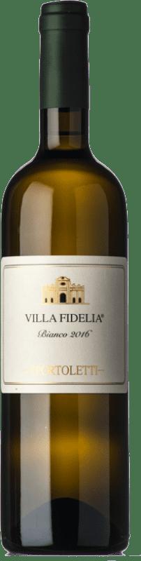 17,95 € | White wine Sportoletti Villa Fidelia Bianco I.G.T. Umbria Umbria Italy Chardonnay, Grechetto Bottle 75 cl