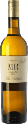 19,95 € Free Shipping | Sweet wine Telmo Rodríguez MR Moscatel D.O. Sierras de Málaga Andalusia Spain Muscat of Alexandria Half Bottle 50 cl