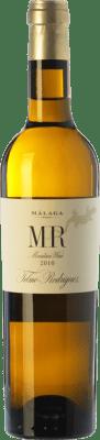19,95 € Envoi gratuit | Vin doux Telmo Rodríguez MR Moscatel D.O. Sierras de Málaga Andalousie Espagne Muscat d'Alexandrie Demi Bouteille 50 cl