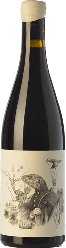 29,95 € Free Shipping | Red wine Tentenublo Escondite del Ardacho El Abundillano Joven D.O.Ca. Rioja The Rioja Spain Tempranillo, Grenache, Viura, Malvasía Bottle 75 cl