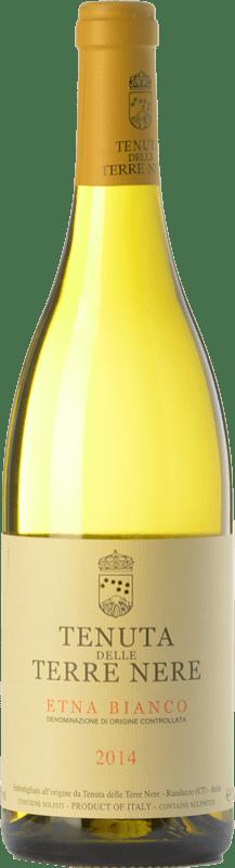 28,95 € | White wine Tenuta Nere Bianco D.O.C. Etna Sicily Italy Carricante, Insolia, Grecanico Dorato, Catarratto, Minella Bottle 75 cl