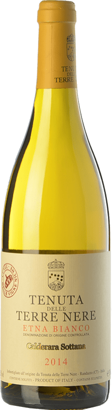 56,95 € | White wine Tenuta Nere Calderara Sottana Bianco D.O.C. Etna Sicily Italy Carricante Bottle 75 cl