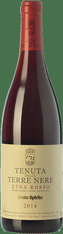 59,95 € | Red wine Tenuta Nere Santo Spirito Rosso D.O.C. Etna Sicily Italy Nerello Mascalese, Nerello Cappuccio Bottle 75 cl