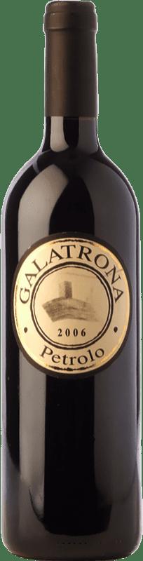 134,95 € Free Shipping | Red wine Petrolo Galatrona Crianza I.G.T. Toscana Tuscany Italy Merlot Bottle 75 cl