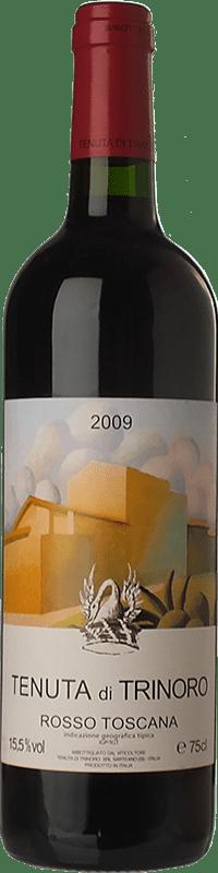 183,95 € Free Shipping | Red wine Tenuta di Trinoro I.G.T. Toscana Tuscany Italy Cabernet Sauvignon, Cabernet Franc, Petit Verdot Bottle 75 cl