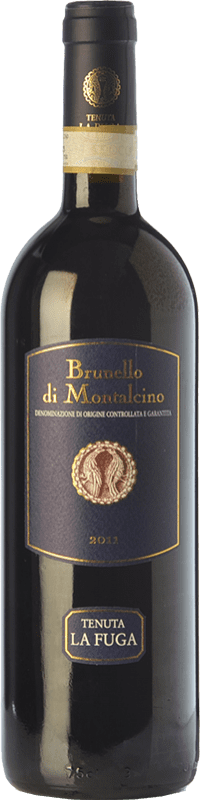 44,95 € Envoi gratuit | Vin rouge Tenuta La Fuga D.O.C.G. Brunello di Montalcino Toscane Italie Sangiovese Bouteille 75 cl