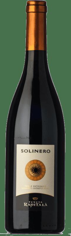 29,95 €   Red wine Rapitalà Solinero I.G.T. Terre Siciliane Sicily Italy Syrah Bottle 75 cl