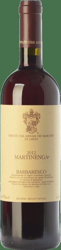59,95 € | Red wine Cisa Asinari Marchesi di Grésy Martinenga D.O.C.G. Barbaresco Piemonte Italy Nebbiolo Bottle 75 cl