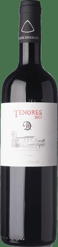 55,95 € Envío gratis | Vino tinto Dettori Tenores I.G.T. Romangia Sardegna Italia Cannonau Botella 75 cl