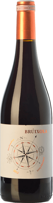 12,95 € Envío gratis | Vino tinto Terra i Vins Brúixola Joven D.O.Ca. Priorat Cataluña España Syrah, Garnacha, Samsó Botella 75 cl