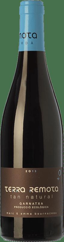 14,95 € 免费送货 | 红酒 Terra Remota Tan Natural Joven D.O. Empordà 加泰罗尼亚 西班牙 Grenache 瓶子 75 cl