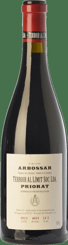 73,95 € Envío gratis | Vino tinto Terroir al Límit Arbossar Reserva D.O.Ca. Priorat Cataluña España Cariñena Botella 75 cl