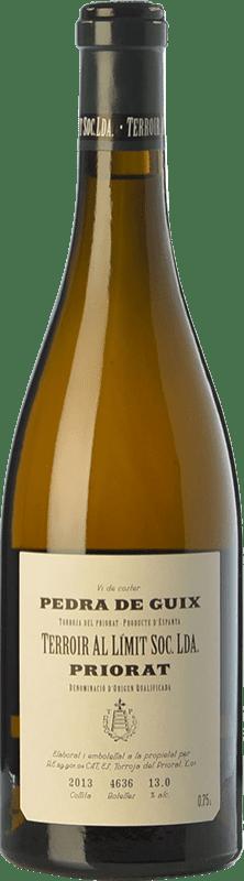 73,95 € Envoi gratuit | Vin blanc Terroir al Límit Pedra de Guix Crianza D.O.Ca. Priorat Catalogne Espagne Grenache Blanc, Macabeo, Pedro Ximénez Bouteille 75 cl